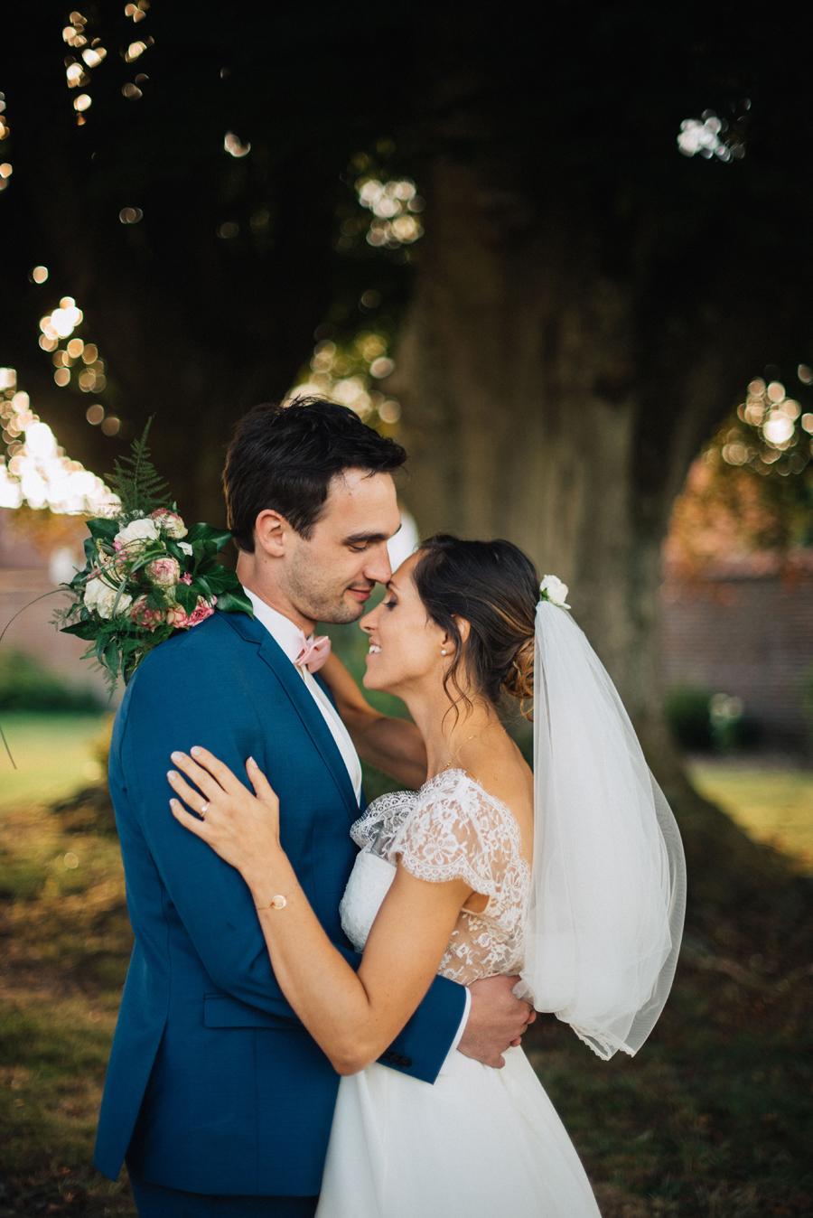 mariage au domaine de la traxene