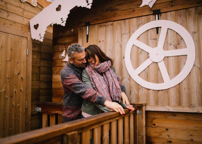 couple a la gare st sauveur
