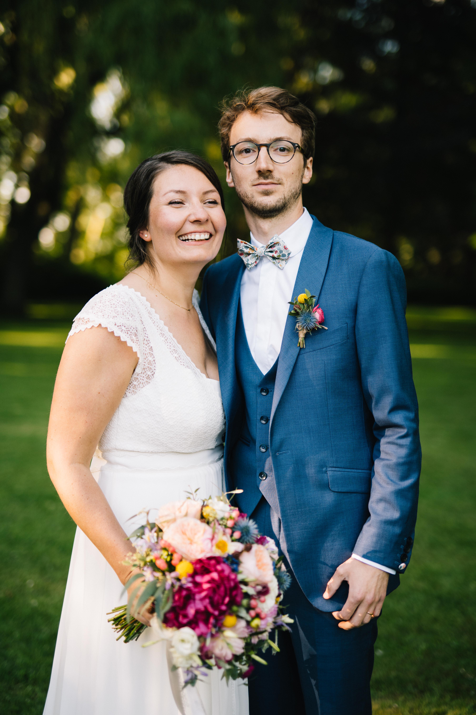 mariage au chateau du saulchoir