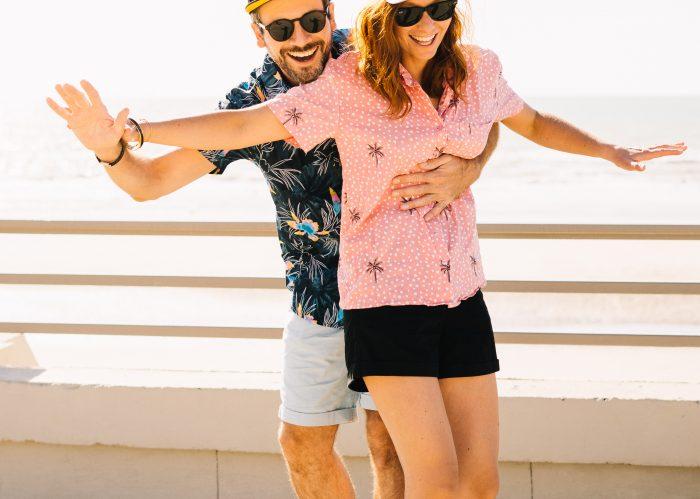 couple en skate