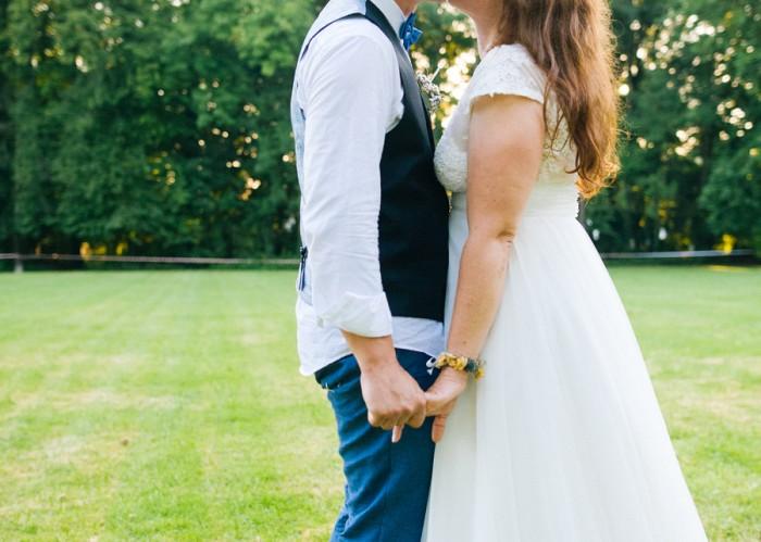 mariage au chateau de rollancourt
