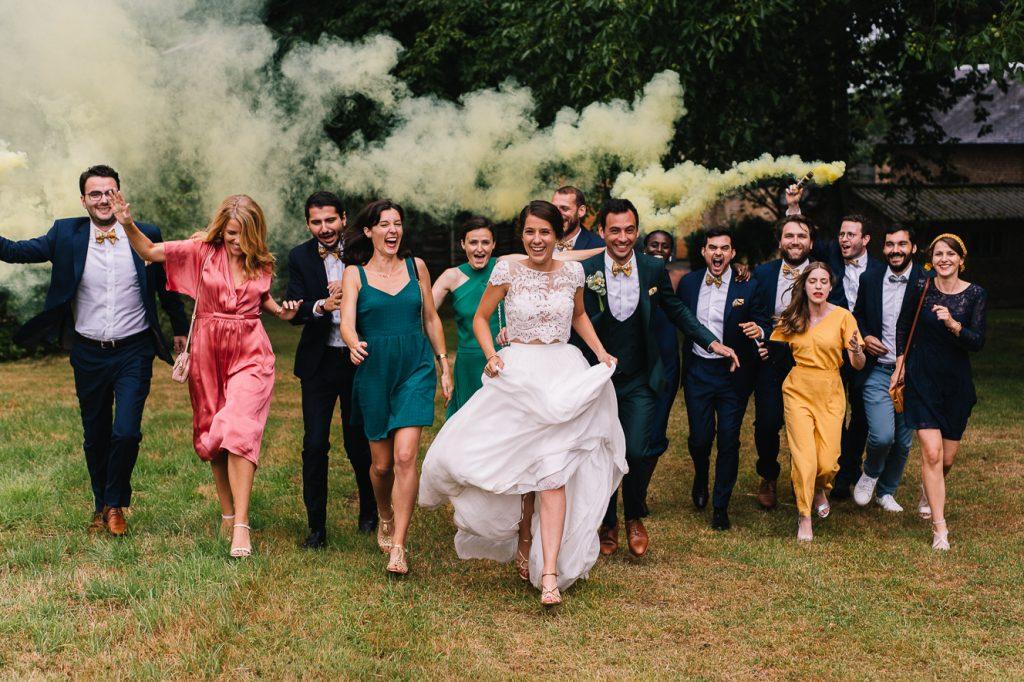 mariage au chateau de flixecourt